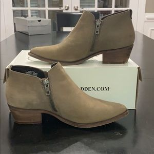Steve Madden gently worn ankle boot